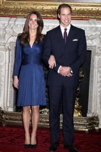Kate Middleton and Prince Harry's Engagement Photo (from HarpersBazaar.com)