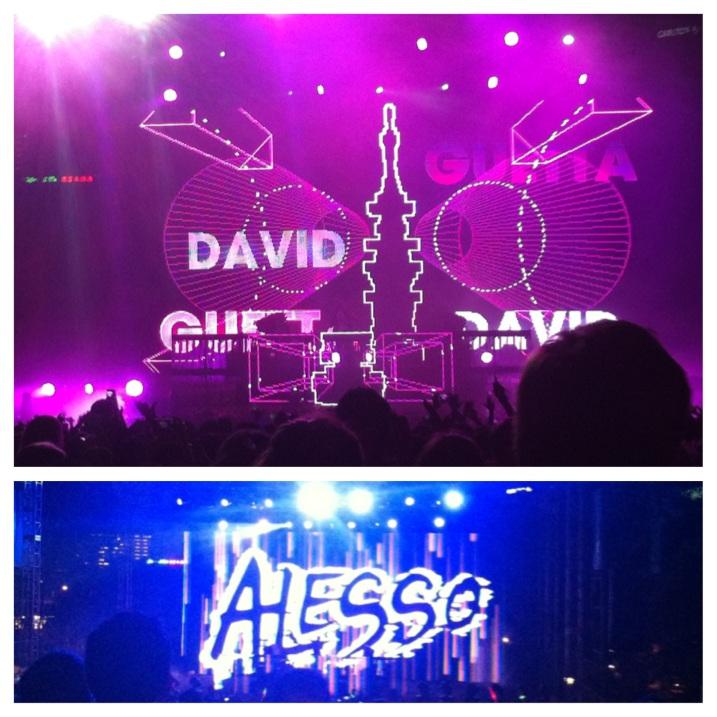 Alesso and Guetta
